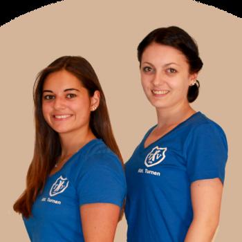 Kim Grüninger & Ina Reinschmidt