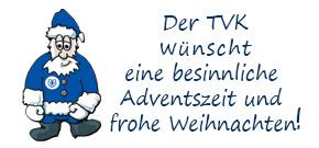 Der TV Köndringen wünscht…